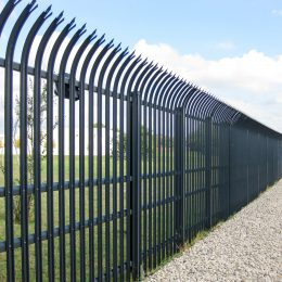 Stalwart IS Gauntlet Security Fence